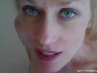 My Step Mom is Such a Slut, Free Wicked Sexy Melanie Porn Video