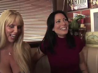 3 Cougars in Stocking Fuck Hard a Guy, Porn 37