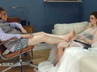 Shocking Whore Violently Ana Fucked And Banged BDSM Sub