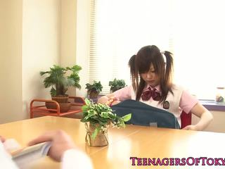 japonez, proaspăt adolescență, asiatic