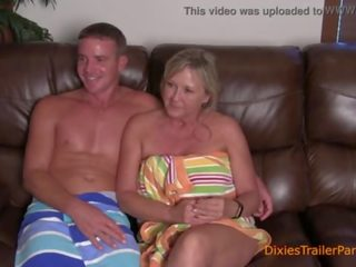 A REAL MOM and SON Interviewed