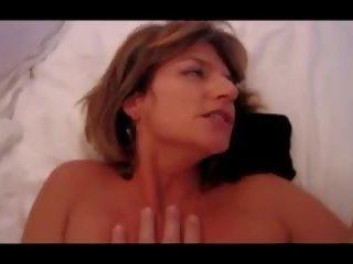 Milfy Mom Cums Hard from Anal Orgasm, Porn 62
