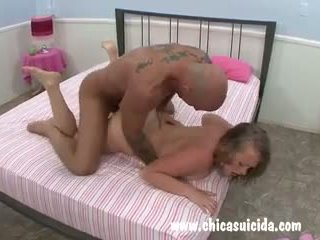 busty blonde latina luna star riding cock in the nature