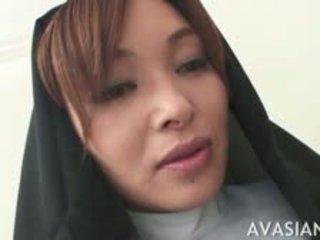japanese, babe, lick, uniform