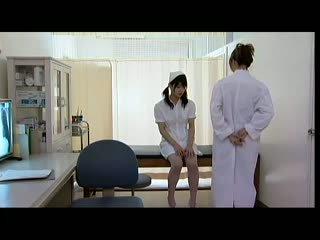 japānas, lesbietes, strapon