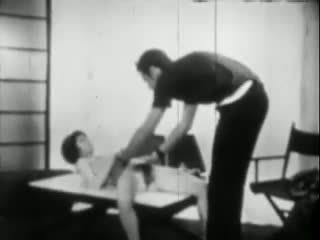 Lust and the Banana: Free Vintage Porn Video ea