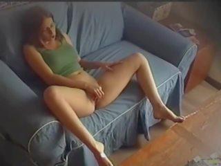 ideaal brunette thumbnail, webcam kanaal, hq kaukasisch gepost