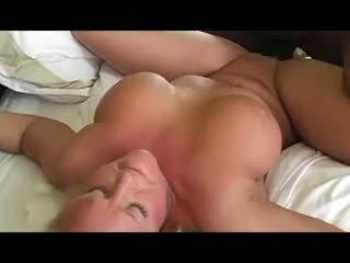 カッコールド, 異人種間の, 中出し, hdポルノ
