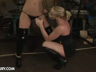 dominatrix watch, bdsm fresh, domina