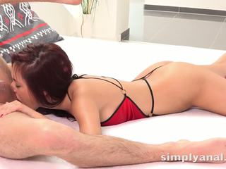 Christy Charming Loves to Rim and Suck Cock: Free Porn 44