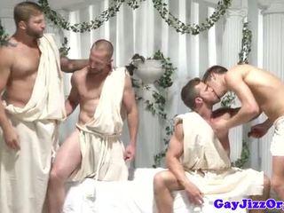 een assfucking porno, vers homo- tube, ideaal spier