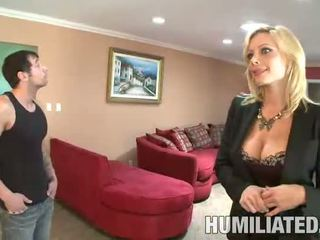 Hot meeting with very sexy bigtits MILF slut