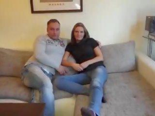 zien tieners, cum in de mond mov, duits