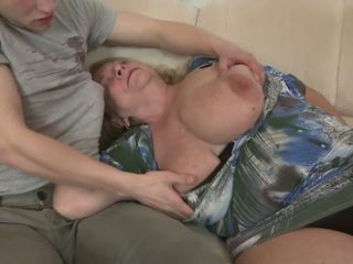 World's Best Granny Suck and Fuck Young Lucky Boy: Porn 29