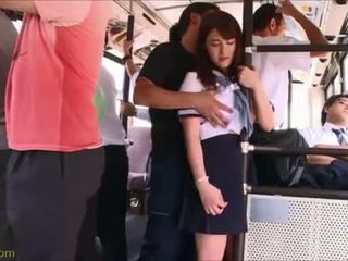 Http://life2sex.com - Japanese sex on bus