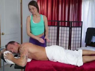 een blow job mov, massage porno