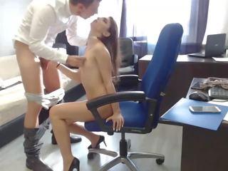 Sekretare porno