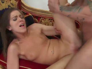best brunette, more oral sex most, deepthroat