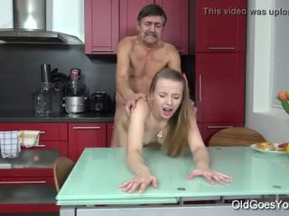 doggystyle, blowjob, old young