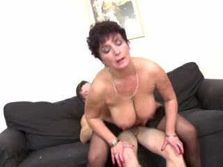 Mature Busty Goddess Mom Fucks Not Her Son: Free HD Porn 97