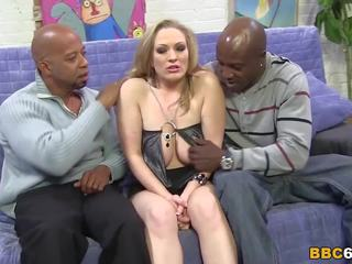 double penetration check, painful, you bbc more