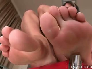 Sexy pieds et chaud sexe compilation
