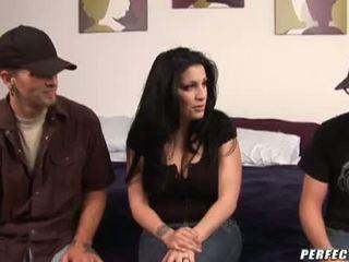kijken mmf video-, controleren drietal neuken, kwaliteit moms and boys