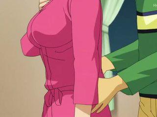 groß hentai heißesten, anime, blowjob ideal