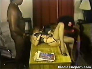 vol porno sterren film, groot wijnoogst mov, ideaal interraciale porno