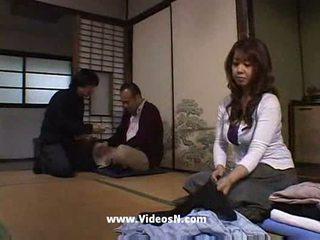 meest japanse, mooi echtgenoot gepost, kijken interacial seks
