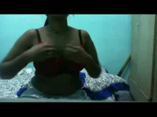 Sexy & Busty Indian Huge Milky Boobs Show