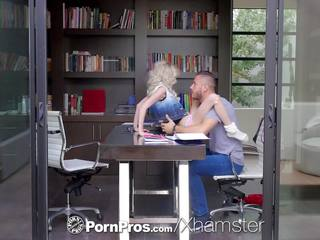 Pornpros Blonde Petite Piper Perri Fucked and Swallows