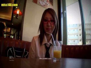 ωραίος ιαπωνικά, πιο hot μαθήτρια Καυτά, βλέπω hardsextube