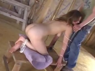 Hazel Bound Bitted and Banged, Free Free and Xxx Porn Video