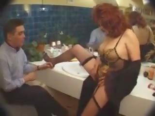 Perancis salope: gratis pesta liar porno video af