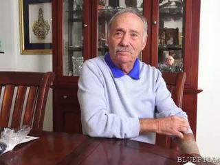 Latinskoamerické násťročné fucks starý človek frankie