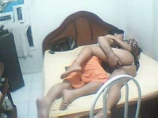 Indian couple caught home sextape