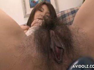 Asian Busty Teen Getting Toy Fucked Hard