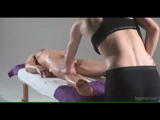 Erotic massage