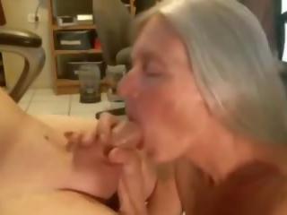 nominale jong neuken, cum in de mond, heetste oma video-
