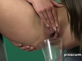 Jessica Rox And Kirsten Plant In Piss Gangbang