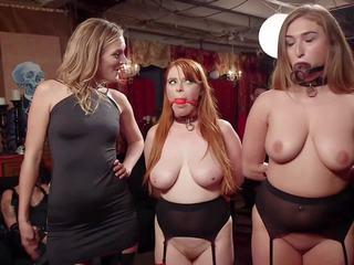 BDSM Halloween Orgy: Free Kink HD Porn Video 7f