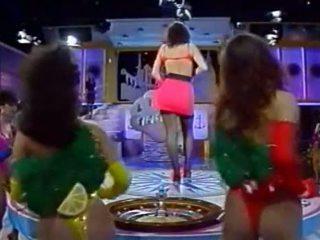 Itaalia tv show - tutti frutti - kandidatin sabine