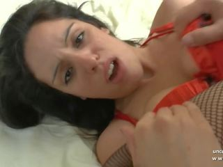 Young Amateur French Arab Beurette Analyzed DP N...