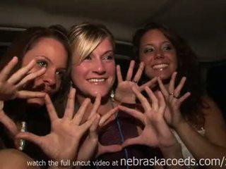 college video-, controleren jong gepost, tijd scène