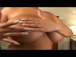 বিশাল vid, tits কর্ম, সুন্দর