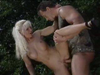 brunette gepost, groot orale seks kanaal, vaginale sex film