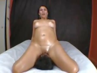 real face sitting thumbnail, hq matures channel, femdom