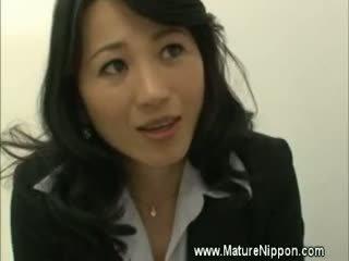 controleren japanse klem, heet volwassen, milf gepost