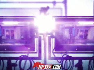 デジタル playground - x-ray ポルノの 眼鏡